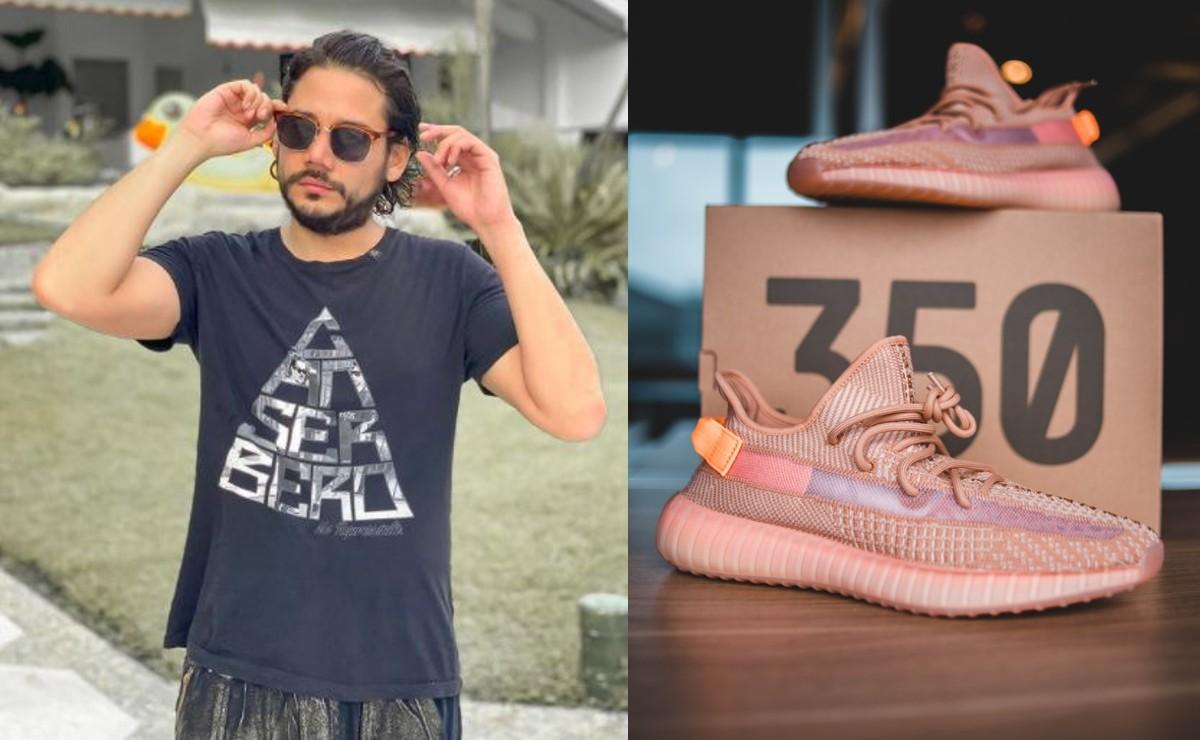 Ahora que salió de prisión, Rix se dedicará a vender calzado
