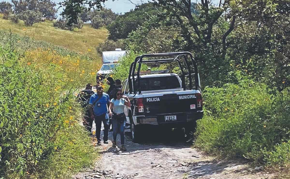 Vecino de Morelos halla 2 cuerpos calcinados en camino de terracería, van 3 en misma zona