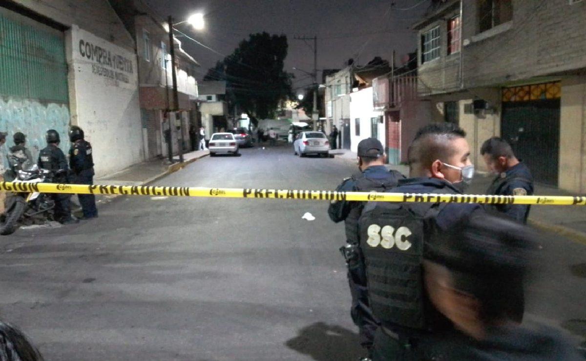 Abaten a extorsionador que amenazó a administrador de Panteón de Santa Cruz Meyehualco