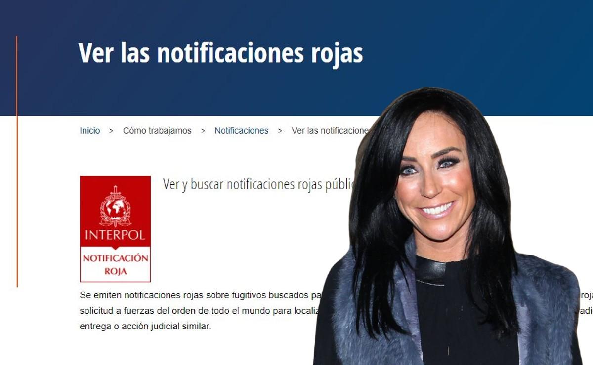 ¿Qué es la ficha roja de la Interpol y por qué lanzó cacería vs Inés Gómez Mont y esposo?