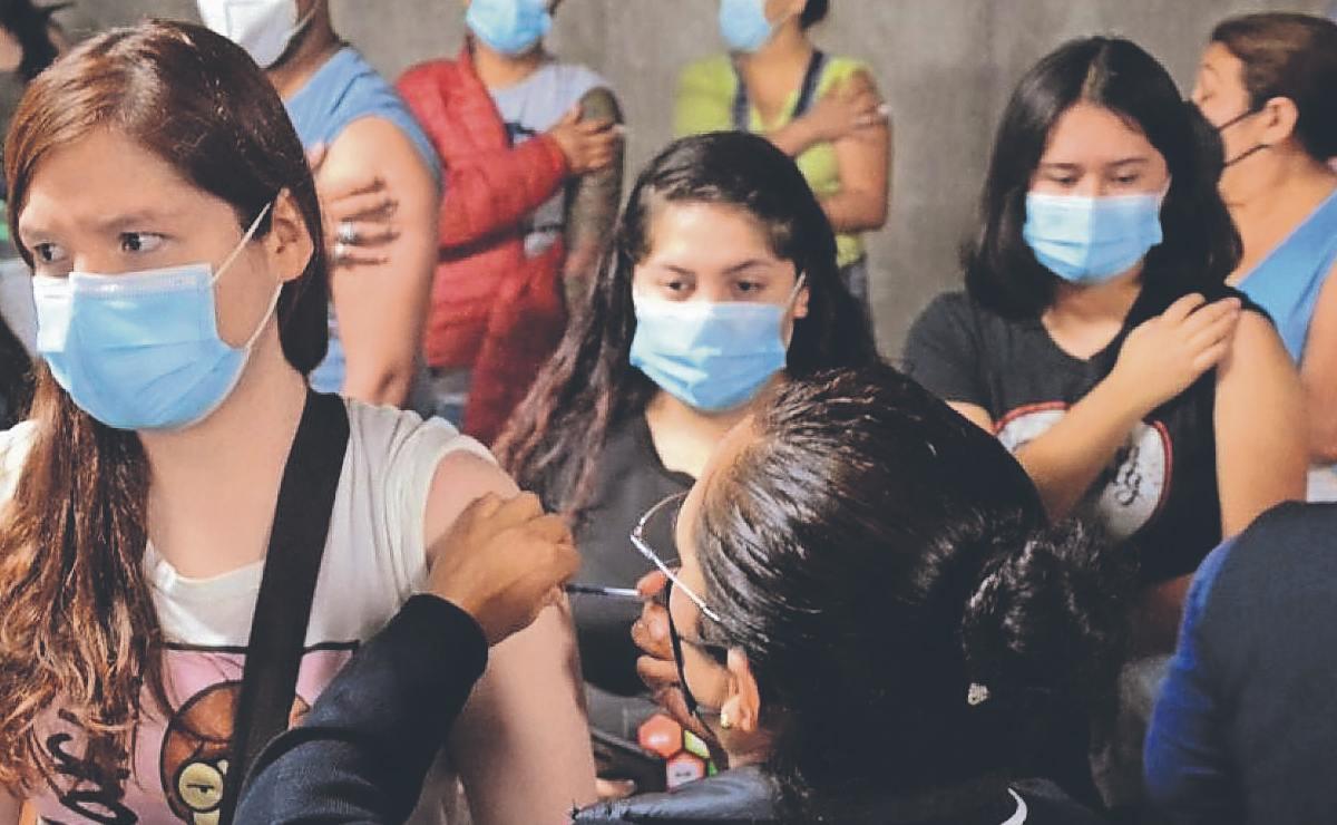 Preparan vacunas contra el Covid para menores con comorbilidad en la CDMX