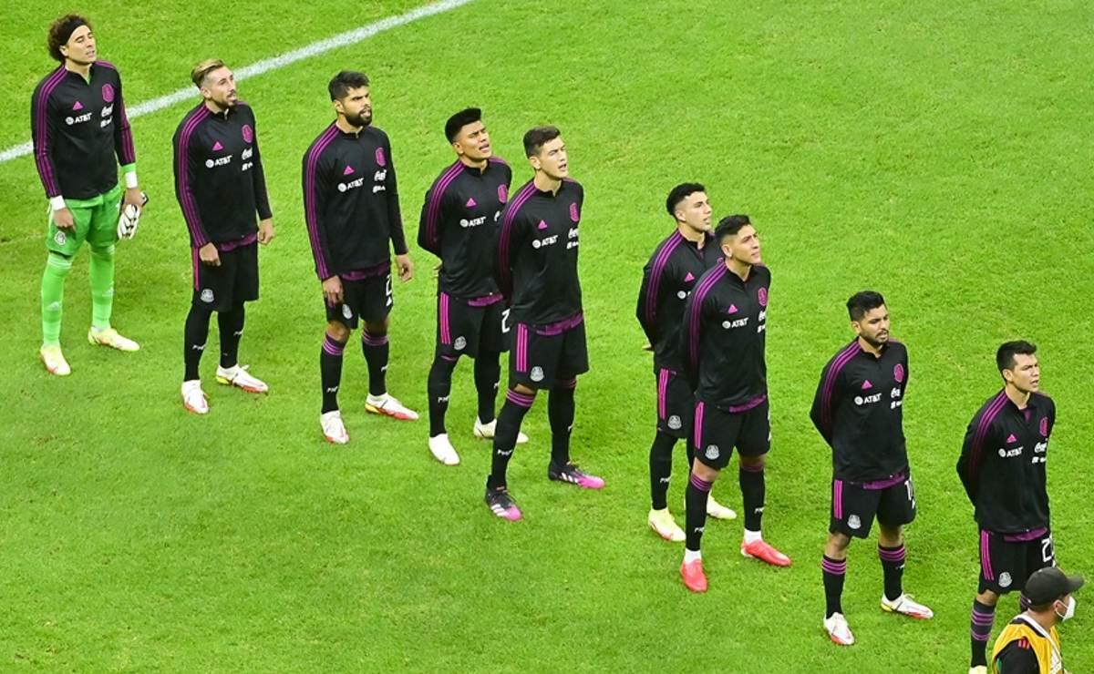 La Selección Mexicana da a conocer la lista de convocados para el partido ante Ecuador