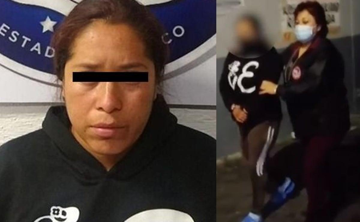Detienen en Michoacán a Mariana, por extorsión a transporte público en Tlalnepantla
