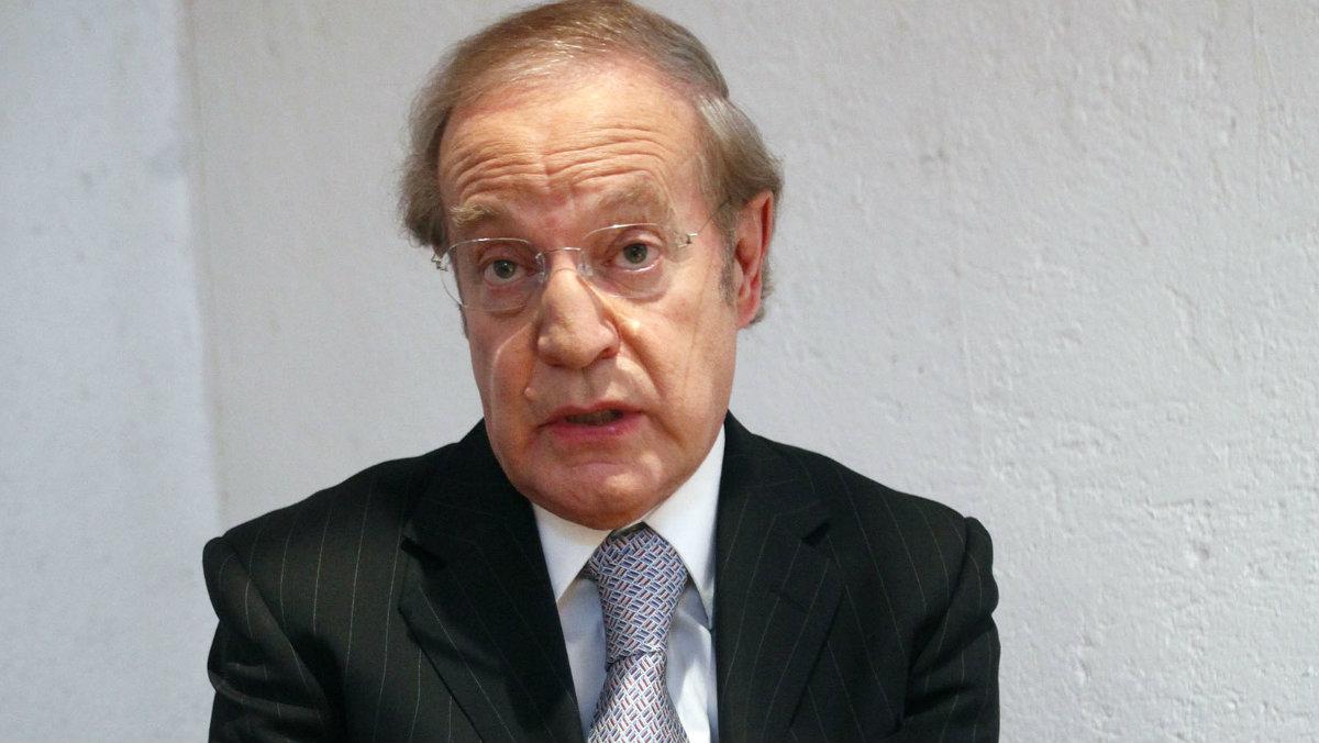 José Ramón Fernández (Foto: Archivo El Universal)