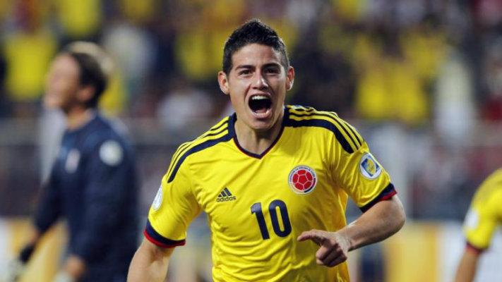 FIFA da el mejor gol del Mundial a James