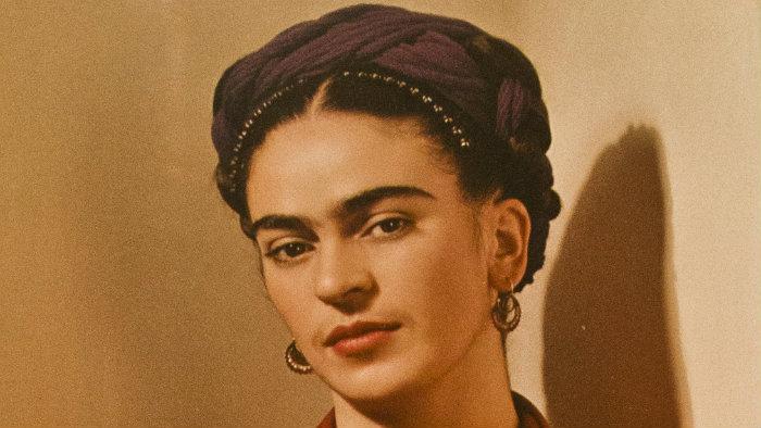 Frida Kahlo (Foto Archivo El Universal)