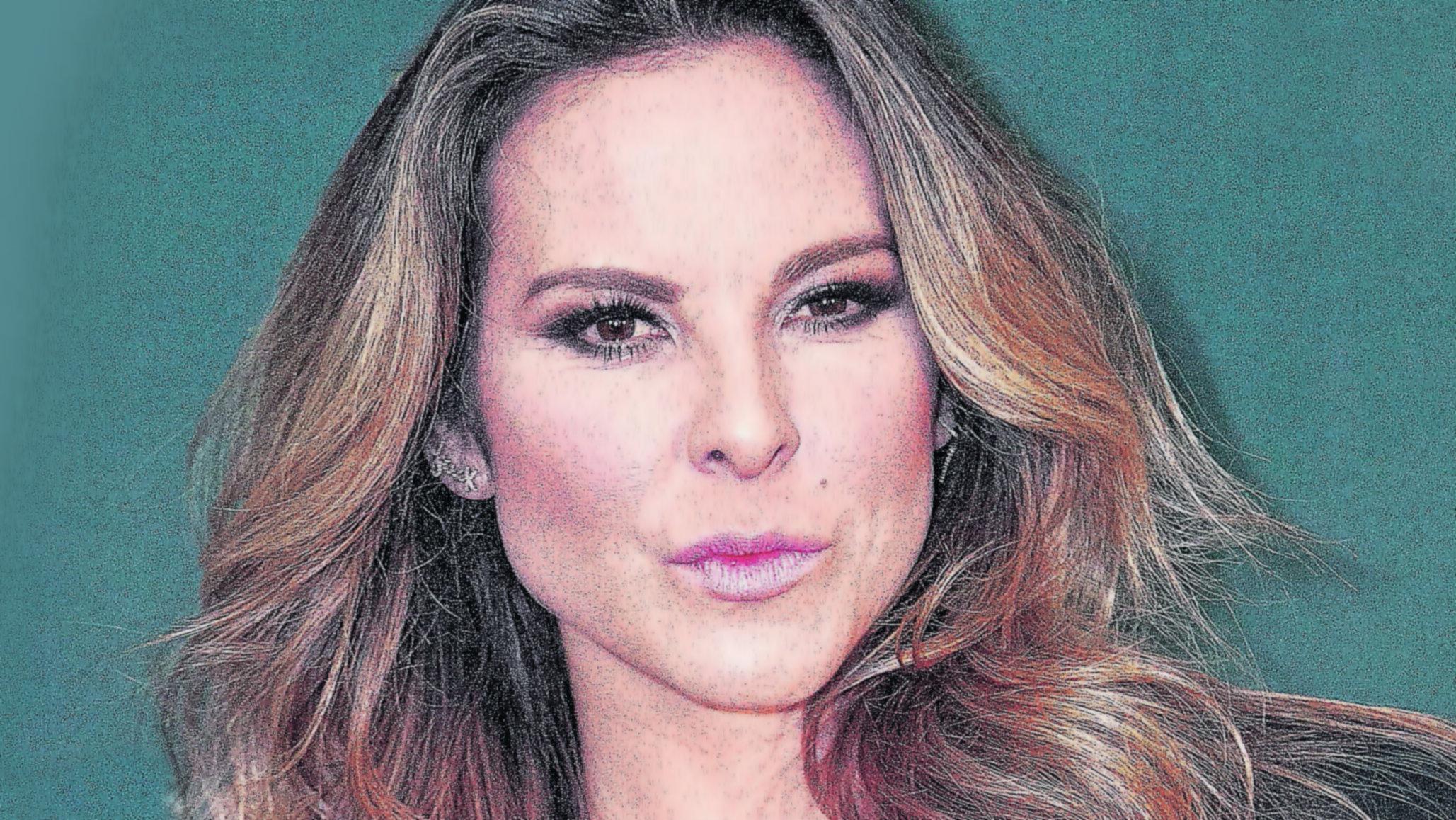 Kate del Castillo (Foto: Archivo El Universal)