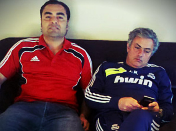 Abel Rodríguez, el mexicano que es amigo de Mourinho