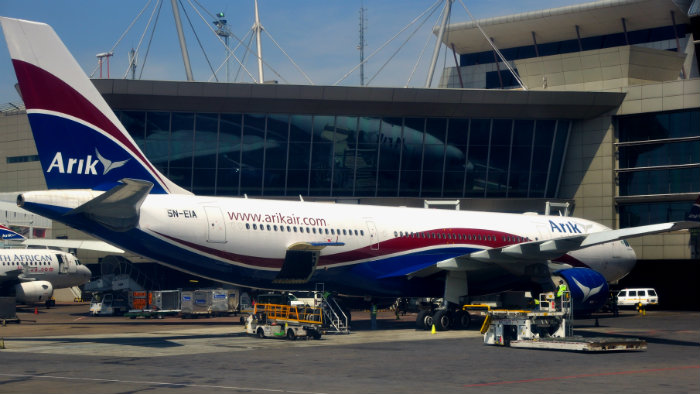 Brasil decora sus aviones para el Mundial