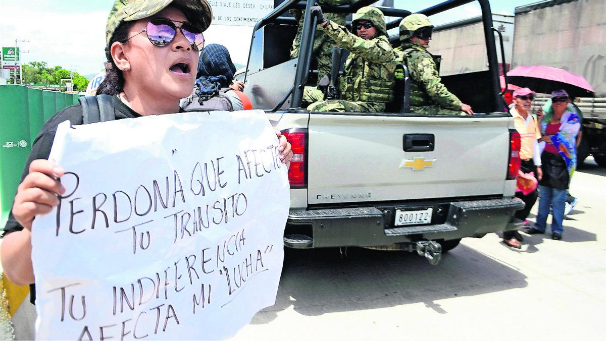 (Foto: Dassaev Téllez, El Gráfico)