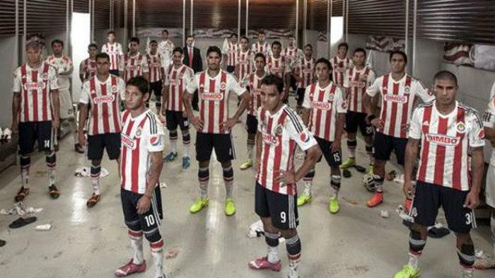 Chivas, foto oficial, 2014