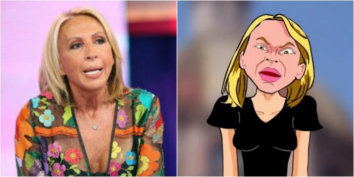 Laura Bozzo, vieja mentirosa