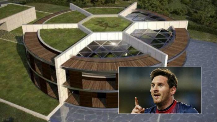 Collage, Messi Mansión