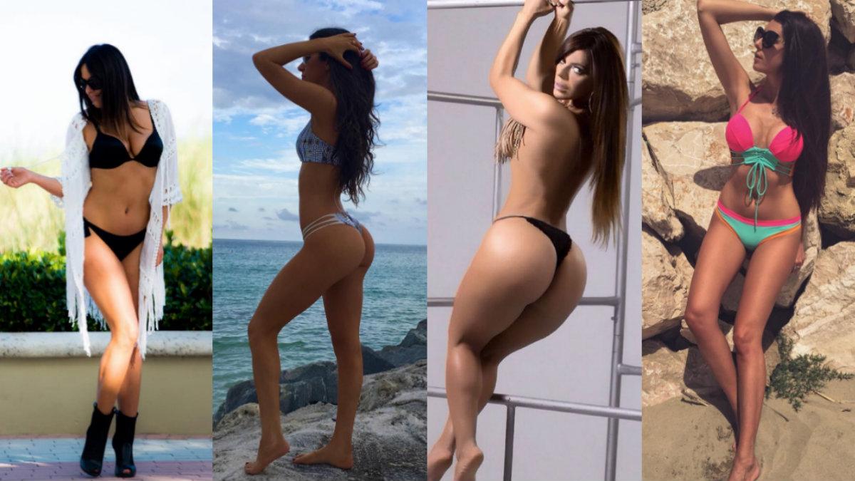 Collage de mujeres maduras mexicanas cojidas de a perrito - 3 2