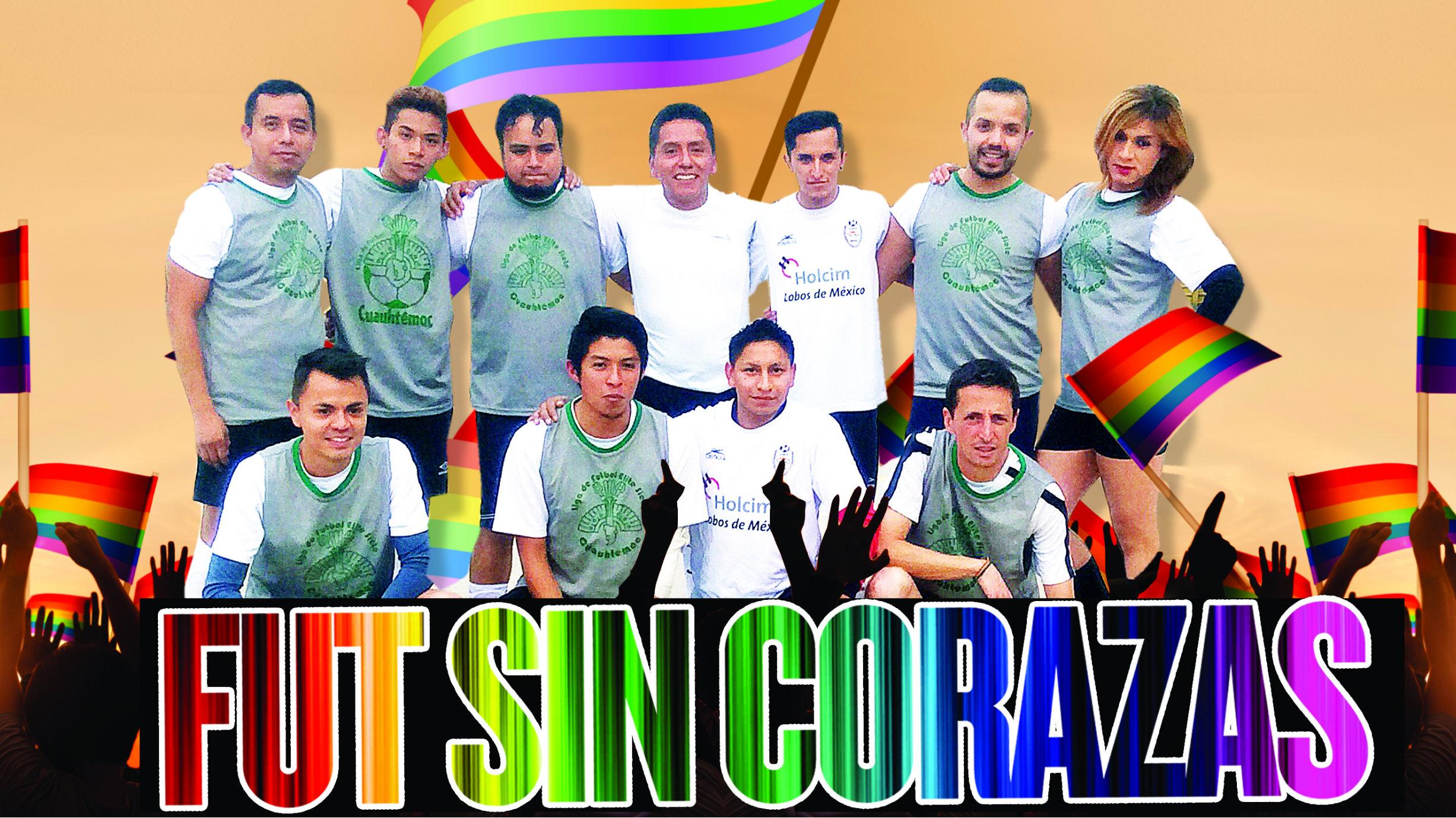 Equipo de futbol gay españa