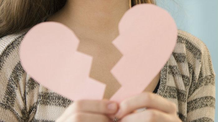 Ruptura, decepción amorosa