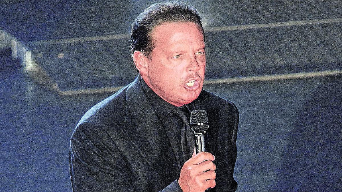 Luis Miguel (Foto: Archivo El Universal)