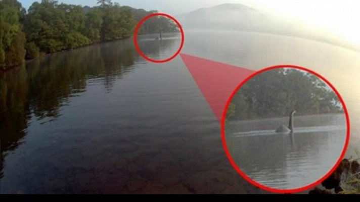 "Reaparece el ""monstruo"" del Lago Ness"