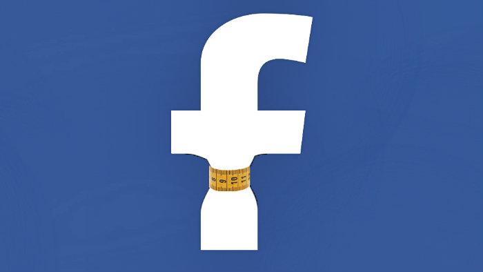 Pierde peso gracias a Facebook