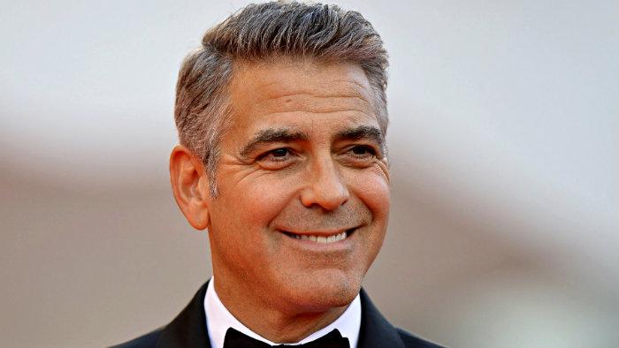 George Clooney conquistó a su prometida con mails subidos de tono
