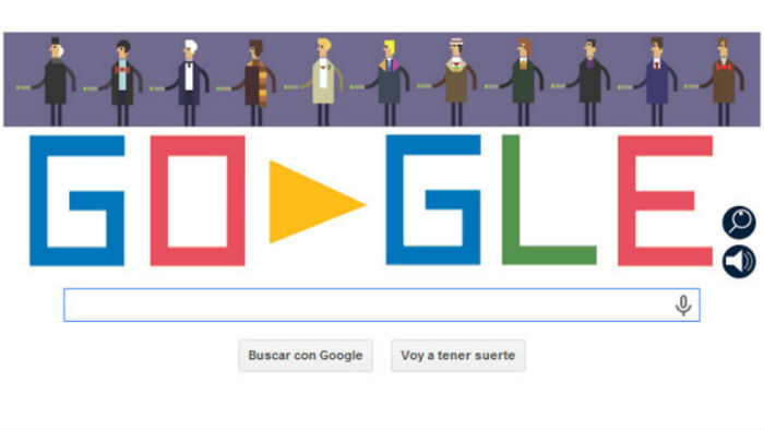 Doodle, Google, Doctor Who
