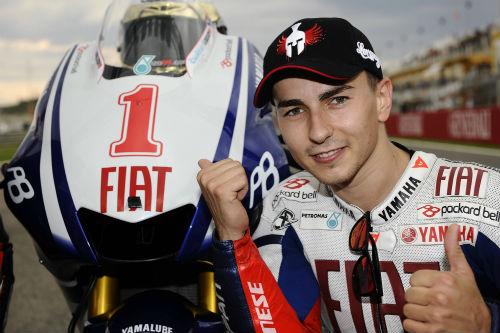 Jorge Lorenzo quiere conseguir de nueva cuenta el campeonato de MotoGP