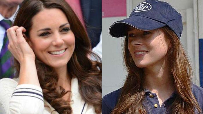 Kate Middleton, Camilla Thurlow
