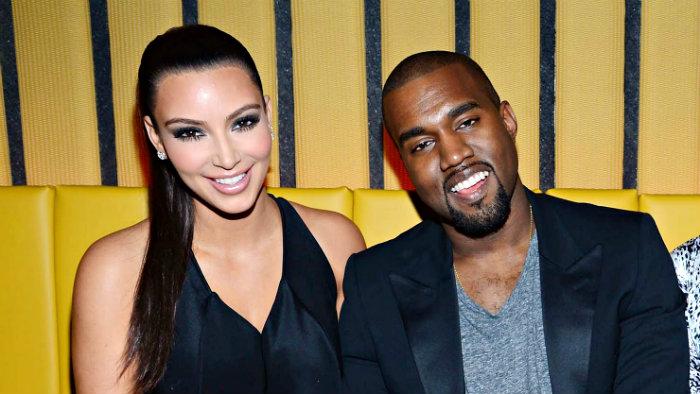 Kim Kardashian y Kanye Wes de luna de miel en México