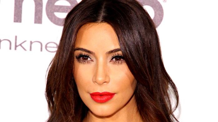 Kim Kardashian publica foto reveladora en Instagram