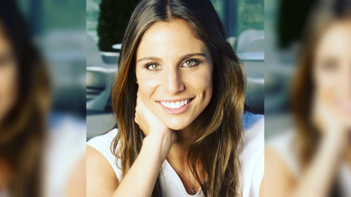 Lucía Villalón (Foto: Instagram)