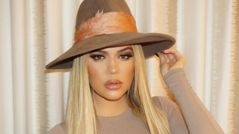 Khloé Kardashian (Foto: Cortesía Instagram)