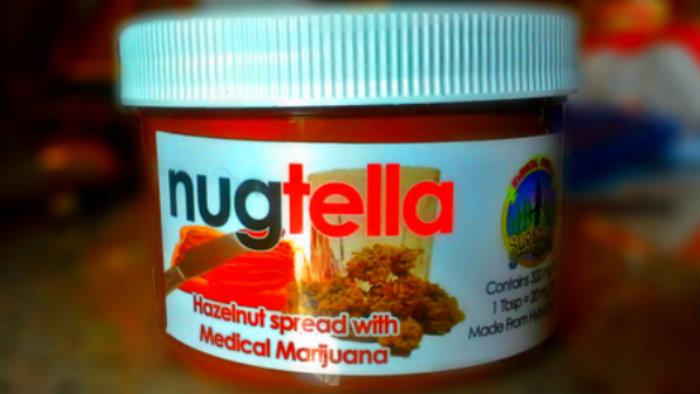 Nugtella, marihuana