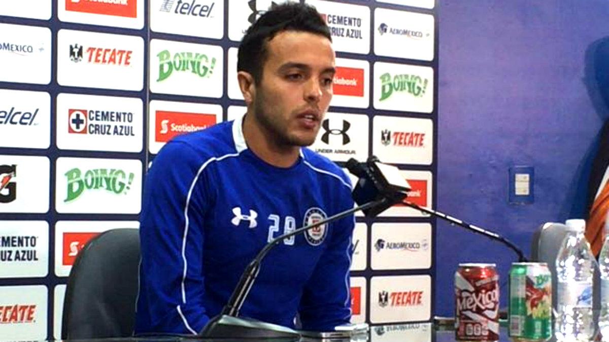 Omar Mendoza (Foto: El Gráfico)