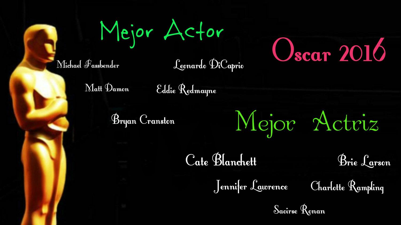 Oscar 2016 (Foto: El Gráfico)