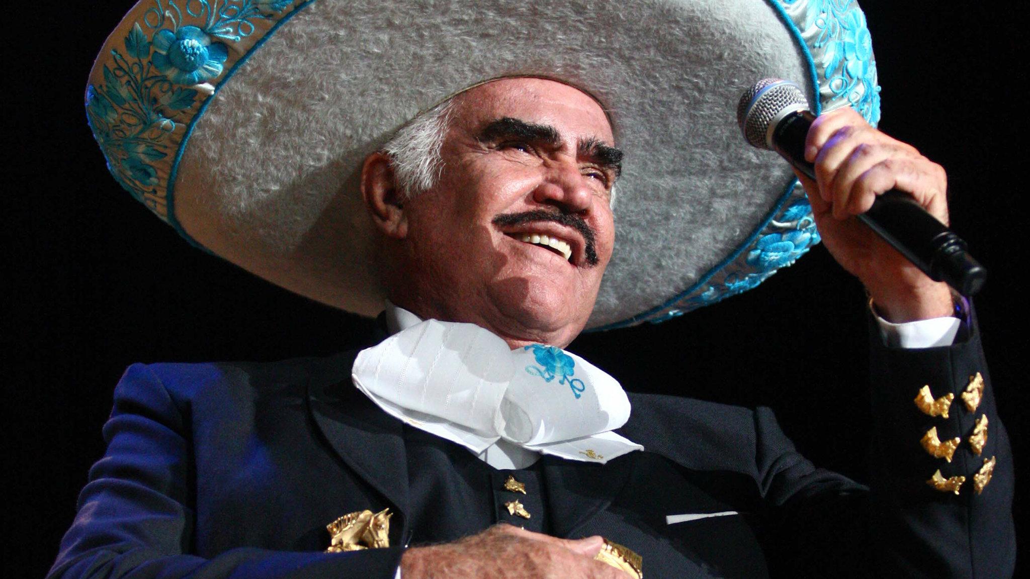 Vicente Fernández (Foto: Archivo El Gráfico)