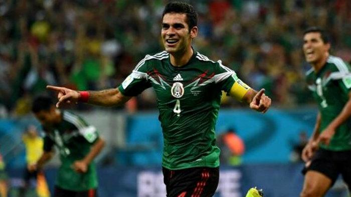 México derrota a Croacia y avanza a octavos