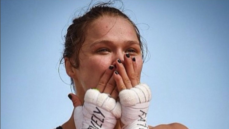Ronda Rousey (Foto: Instagram)