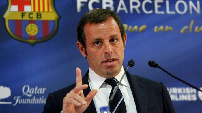 Barcelona no podrá contratar jugadores hasta 2016