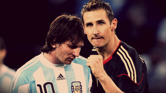 Curiosidades del Alemania vs Argentina