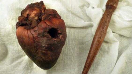 Corazón de vampiro