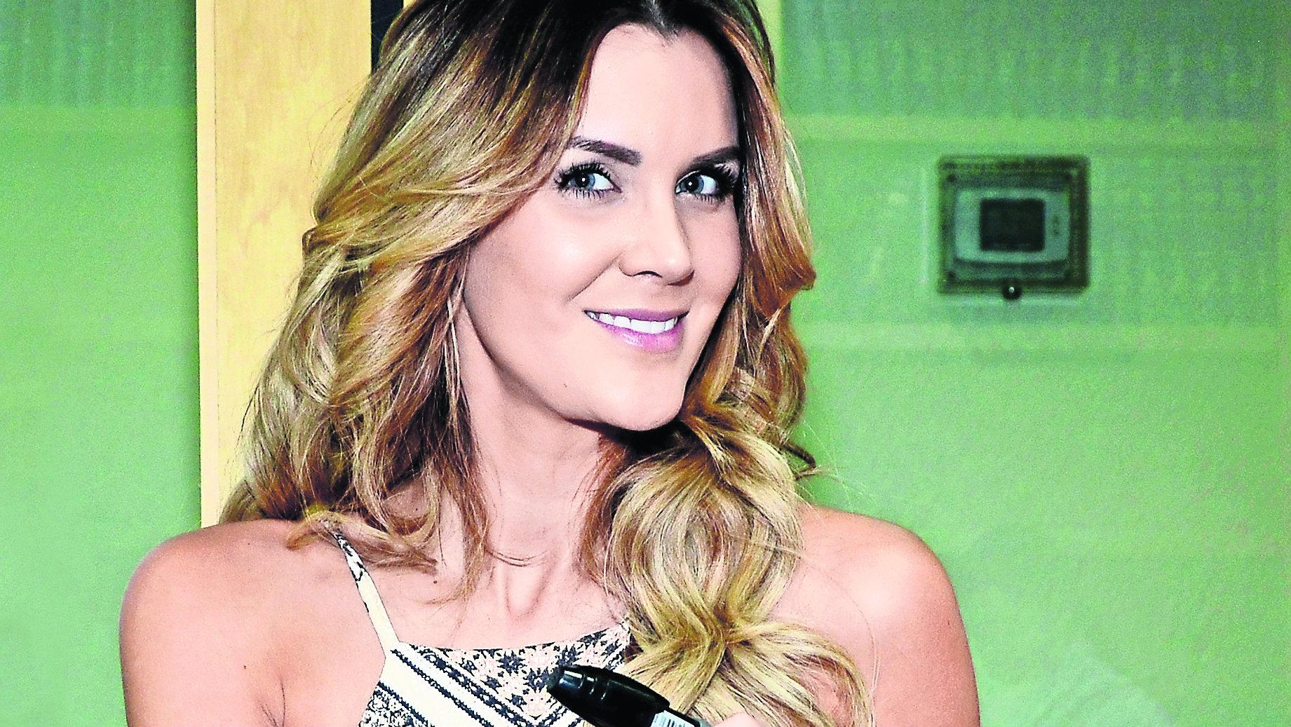 Verónica Montes (Foto: Archivo El Gráfico)