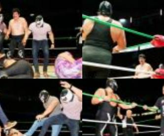 Fotos cortesía CMLL