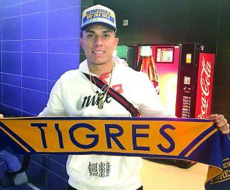 Carlos Salcedo Frankfurt Tigres