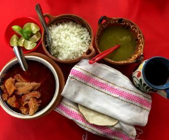 Xochimilco pancita comida CDMX