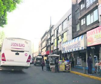 Vendedores Ambulantes Toluca Arresto
