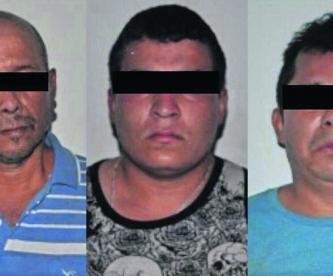 Capturan presuntos asesinos Emiliano Zapata