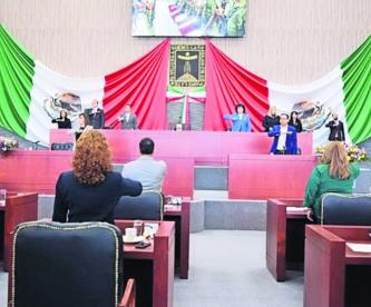 Cuauhtémoc Blanco Paquete Económico 2019 trabado un mes José Manuel Sanz Rivera LIV Legislatura estatal