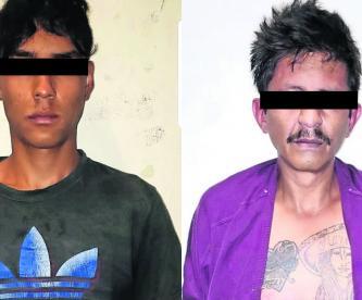 Apañan armas presuntos homicidas Yautepec
