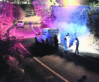 Morelos Descuartizado Narcomensaje Cuernavaca