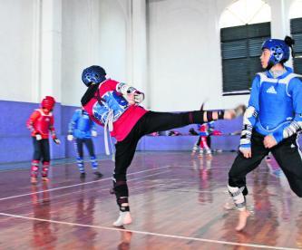 Morelos Taekwondo Olimpiada Nacional 2019 Unidad Deportiva Revolución